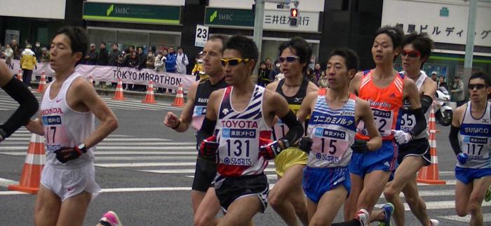 東京マラソン レポート