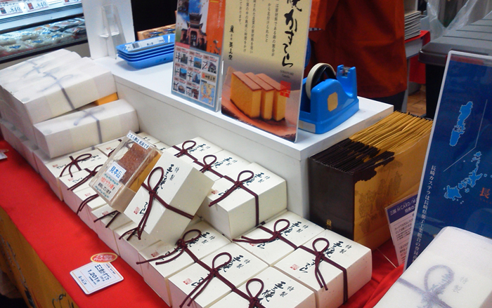 三越:長崎展に行ってきました。ひな人形承りの会