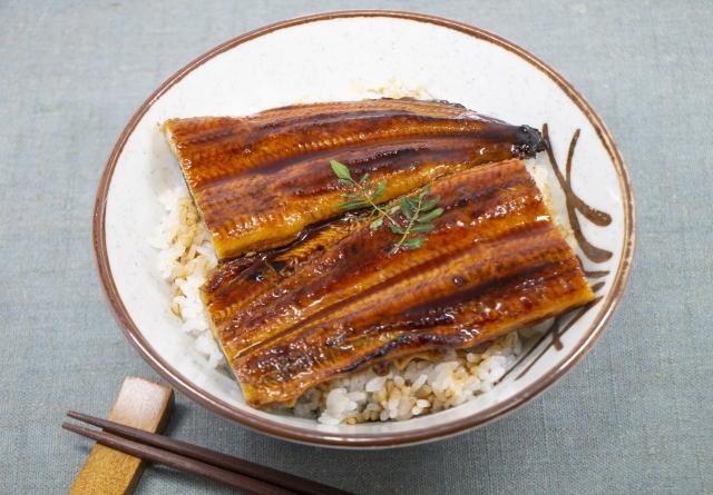 江戸料理といえばうなぎ