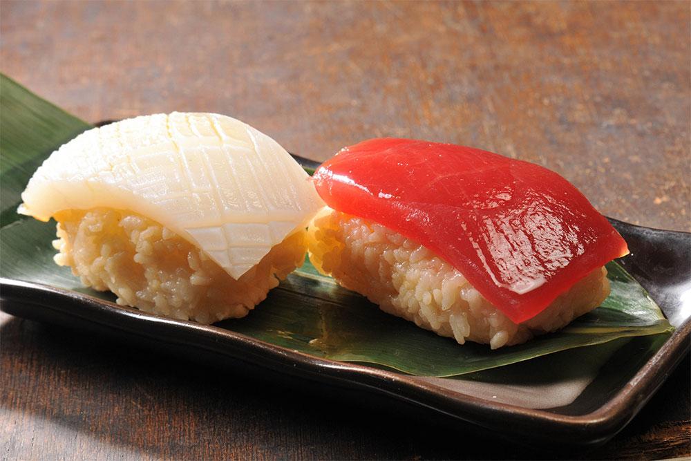 江戸料理といえば寿司
