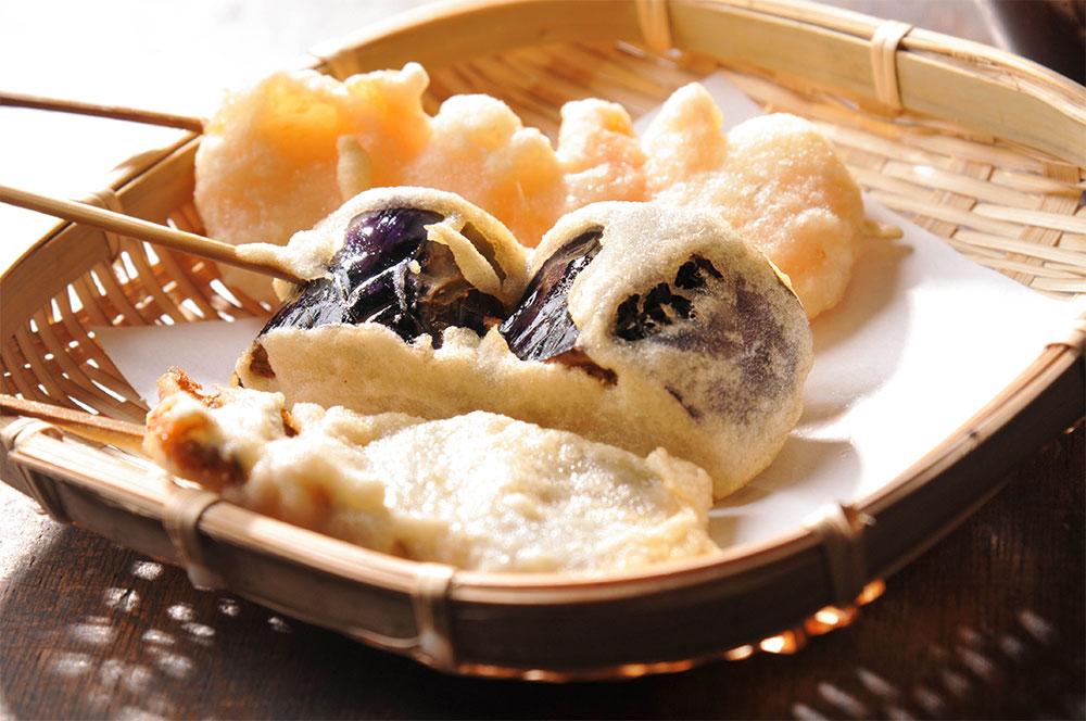 江戸料理といえば天ぷら