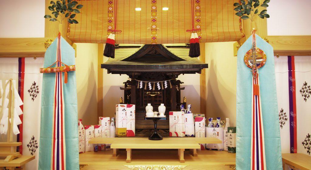 福徳神社(芽吹稲荷)