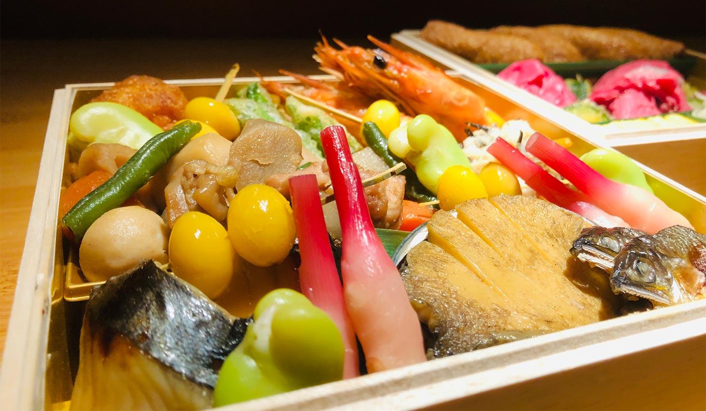 みちば和食「たて野」の『初夏のお節』
